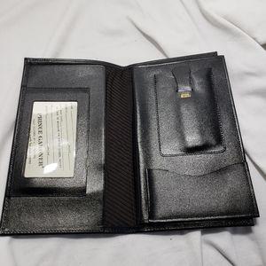 B8,356 Prince Gardner Travel Wallet Leather